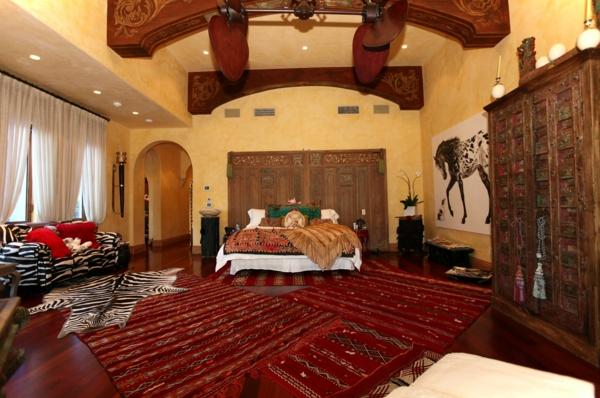 La décoration orientale pour l'intérieur