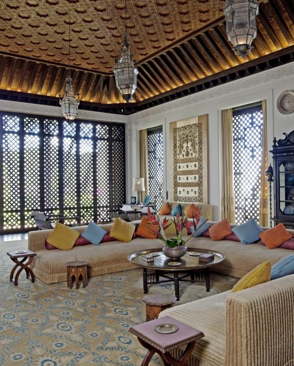 décoration-orientale-intérieur-lumineux