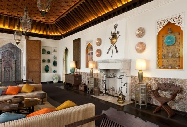 décoration-orientale-pour-l'intérieur