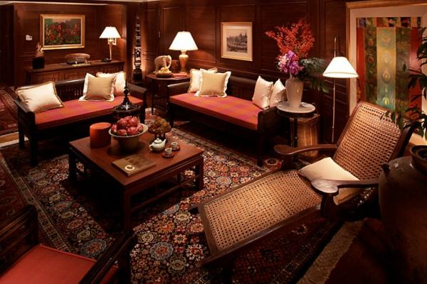 décoration-orientale-salle-de-séjour