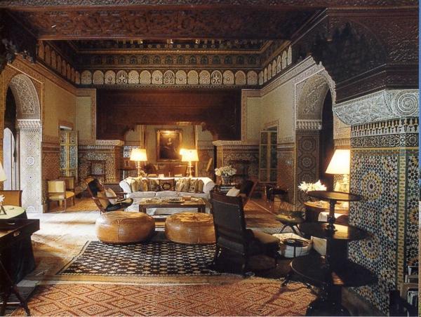 décoration-orientale-un-style-ethnique-et-motifs-plantureux