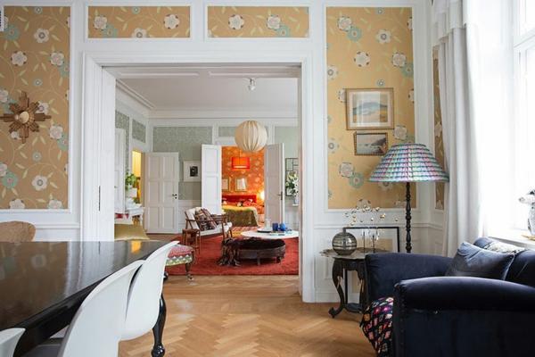 décoration-scandinave-appartement