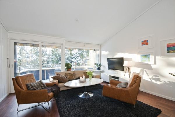 décoration-scandinave-grands-fauteuils-en-cuir