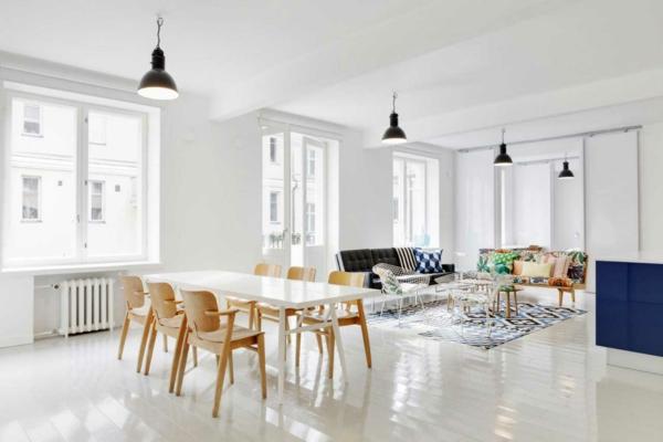 décoration-scandinave-intérieur-spacieuc-blanc