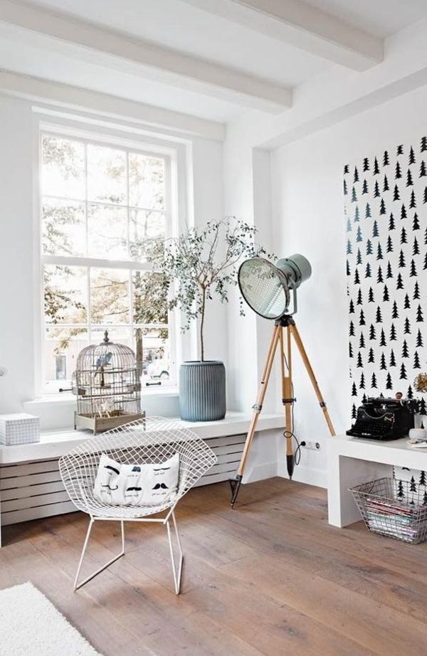 décoration-scandinave-lampe-tripode-industrielle