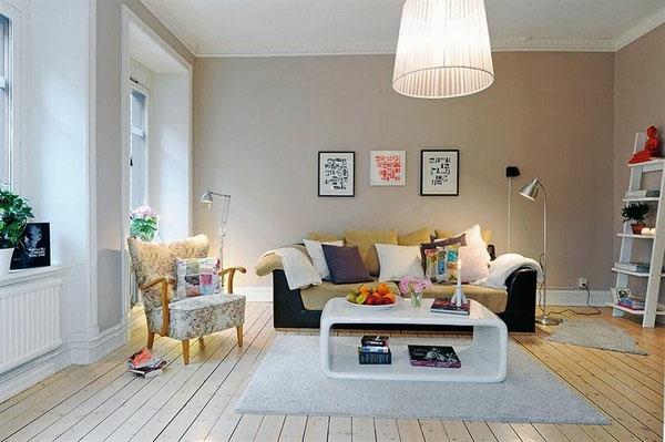décoration-scandinave-salle-de-séjour-jolie