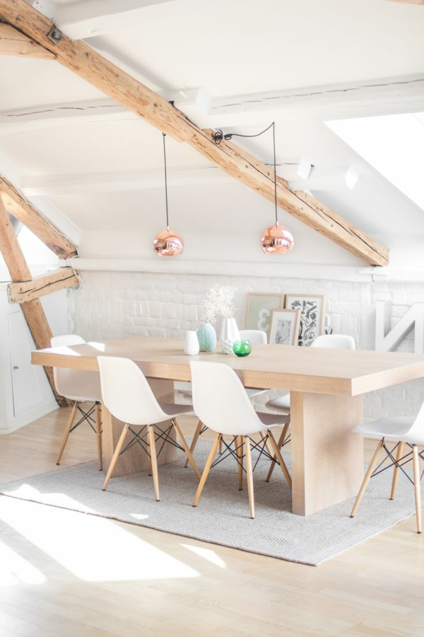 décoration-scandinave-un-attique-loft