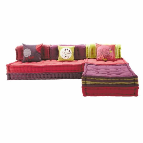 divan-d-angle-coloré
