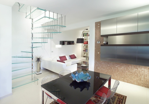 escalier-colimacon-table-tapis-jolie