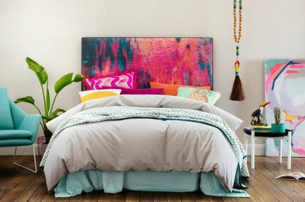 fabriquer-bricoler-idées-pour fabriquer-une-tête de-lit-toi-même