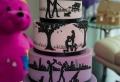Gâteau d'anniversaire original