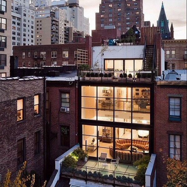 grand-appartement-à-new-york-luxeuse-maisonette