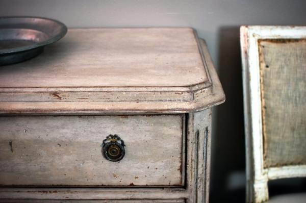 gustavian-style-meubles-intérieur-chic