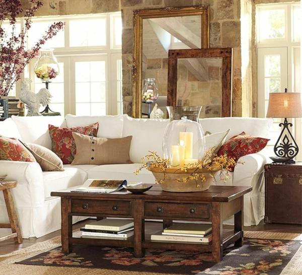 idée-intérieur-charmante-table-bois-pierre-naturel