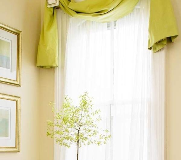 Rideaux pour fen tre id es cr atives pour votre maison for Accessoires decoration pour rideaux