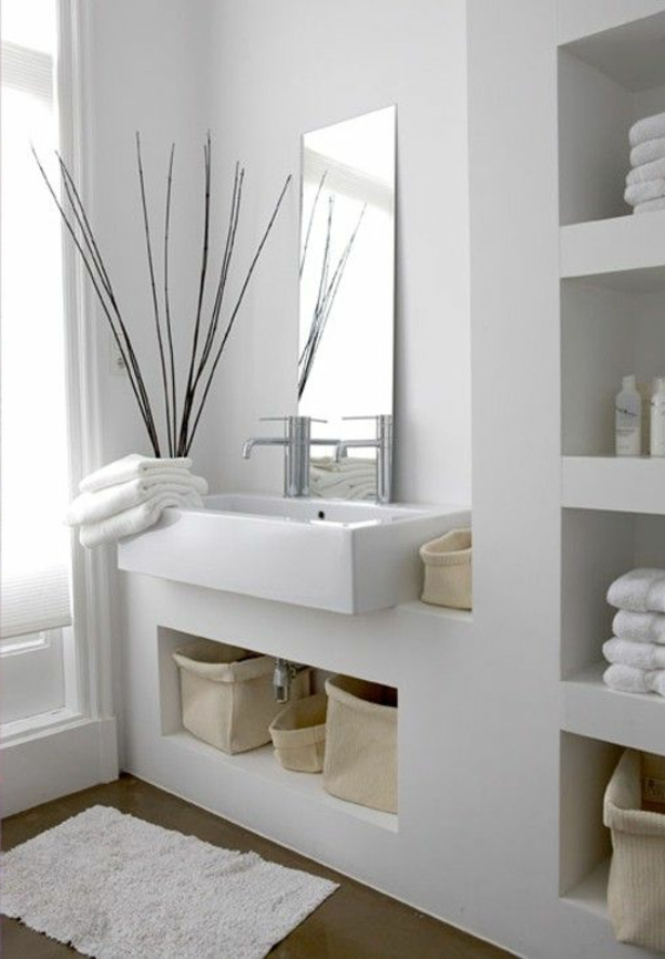 D co salle de bain zen for Badezimmer inspiration modern