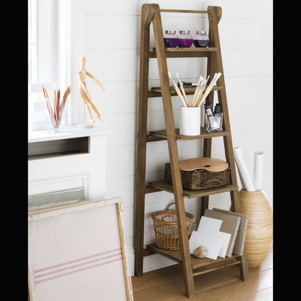 elegant tagre chelle plus de ides en images with etagere. Black Bedroom Furniture Sets. Home Design Ideas