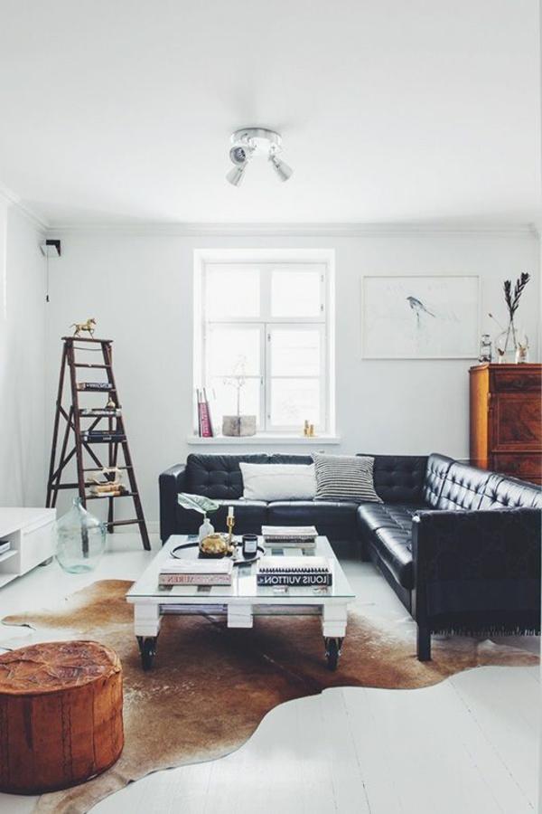 idées-décoration-salon-sofa-table-tapis-étagère-faite-par-vous-mêmes