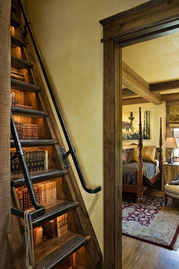idées-innovatives-escalier-livre