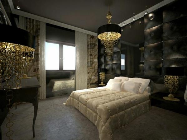 inspiration-originale-lustre-baroque-chambre-à-coucher