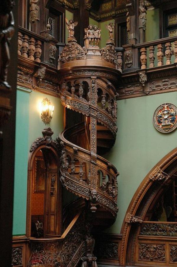 intérieur,gothique,chambre