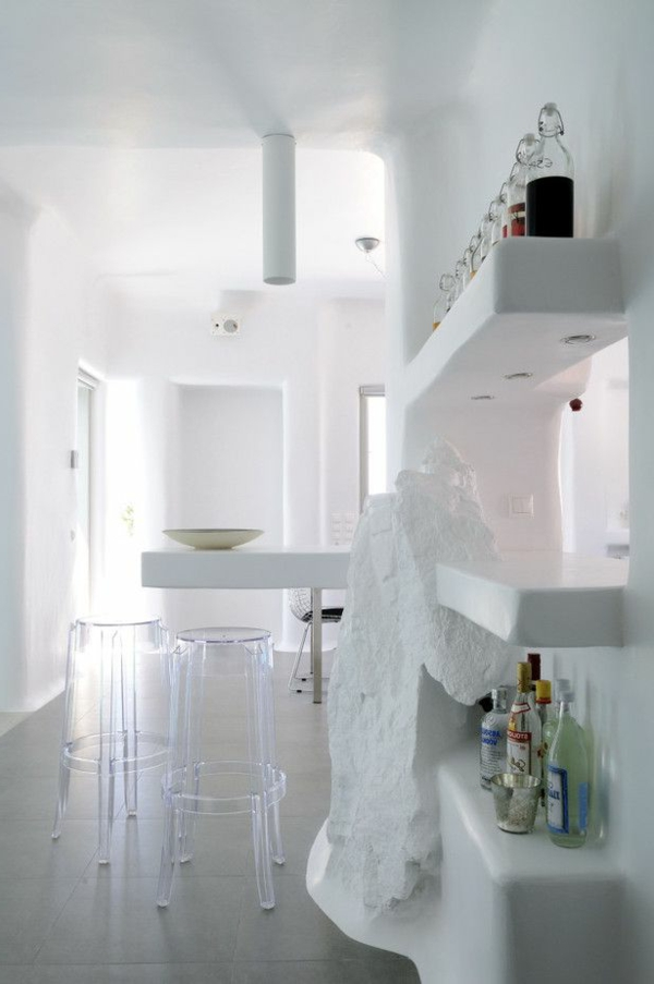 interieur maison grece. Black Bedroom Furniture Sets. Home Design Ideas