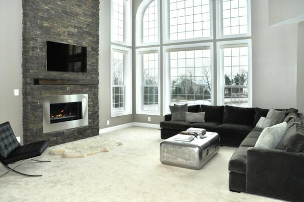 captivante-moderne-industriel-interieur-design-sofa-gray-table-industrielle