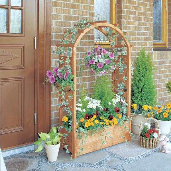 jardinière-avec-treillis-déco-unique-pour-le-jardin