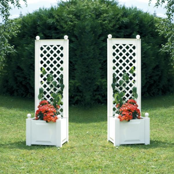 jardinière-avec-treillis-deux-petites-jardinières