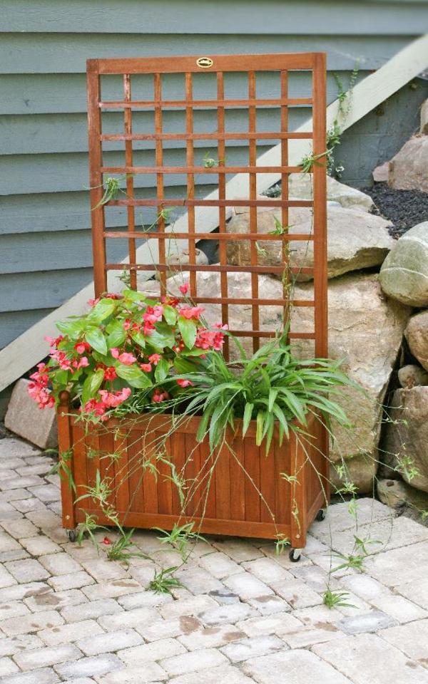 jardinière-avec-treillis-enèbois-treillage-rectangulaire