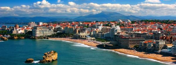 jolie-France-Aquitaine-Biarritz-vue-panoramique-du-grand-plage