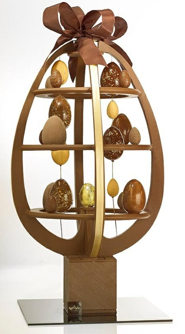 jolie-art-de-la-décoration-de-chocolat