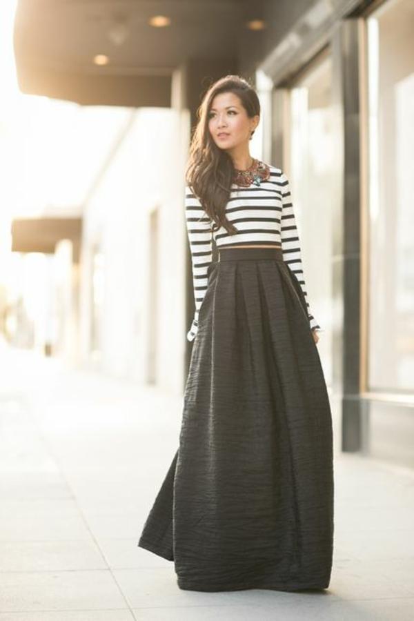 jupe-longue-noir-