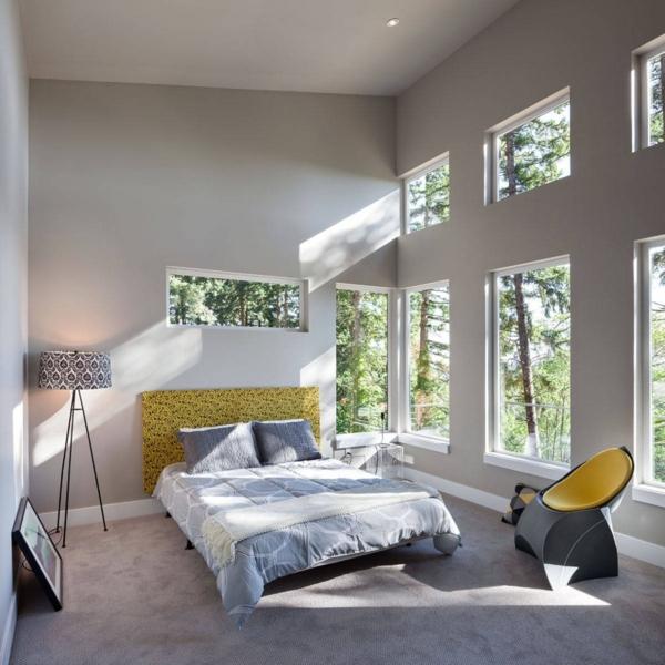 lampadaire-tripode-chambre-à-coucher-unique-et-moderne