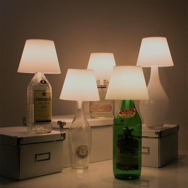 Comment d corer avec une lampe tactile - Comment fabriquer une lampe de chevet ...