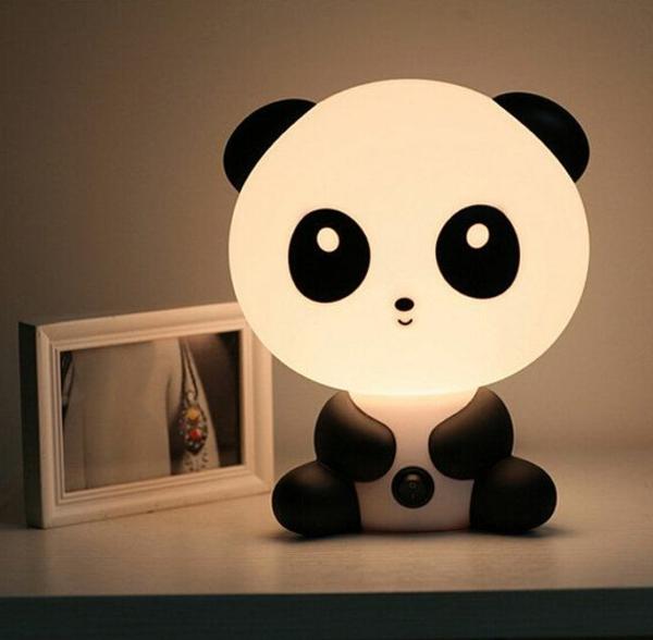 Comment d corer avec une lampe tactile for Lampe de chevet bebe fille