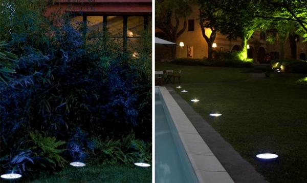 lampes-solaires-de-jardin-éclairage-moderne-solaire