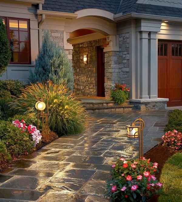 lampes-solaires-de-jardin-éclairage-pour-l'extérieur