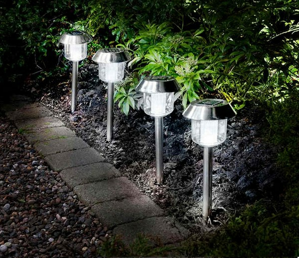 lampes-solaires-de-jardin-éclairage-solaire-magnifique