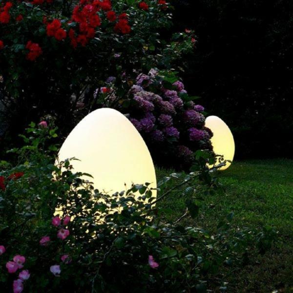 lampes-solaires- de-jardin-des-oeufs-luminants