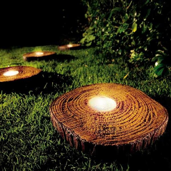deco jardin eclairage