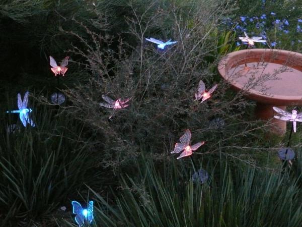 Decoration Solaire Jardin. Dcoration Jardin En Objets De Rcupration ...
