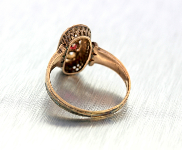 le-dos-dúne-bague-rubis-d'or
