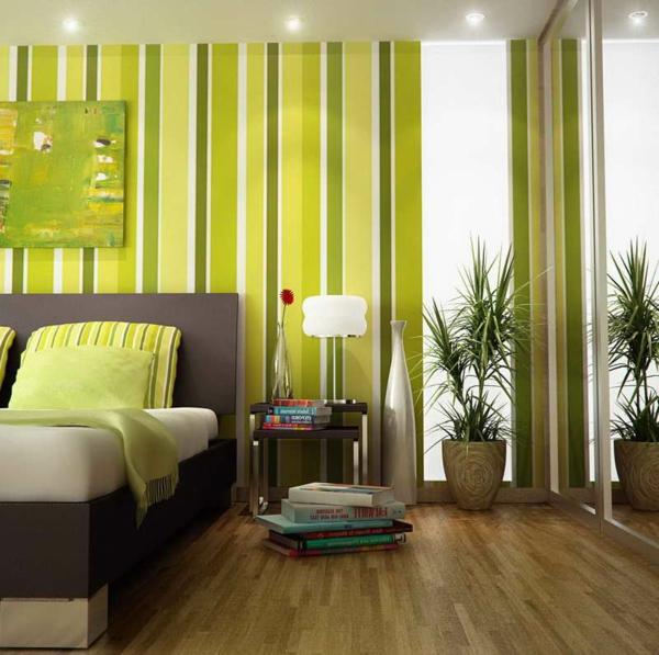 le-plante-verte-intérieur-chambre-à-coucher-verte-plantes