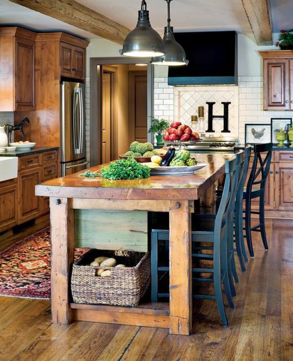 les-plus-belles-cuisines-en-bois