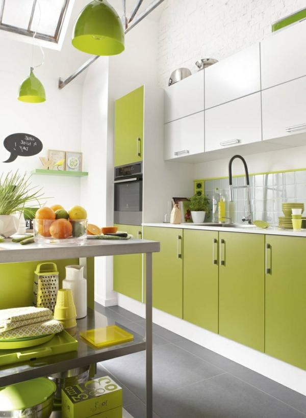 les-plus-belles-cuisines-en-vert