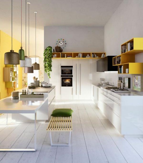 les-plus-belles-cuisines-jaune-blanc