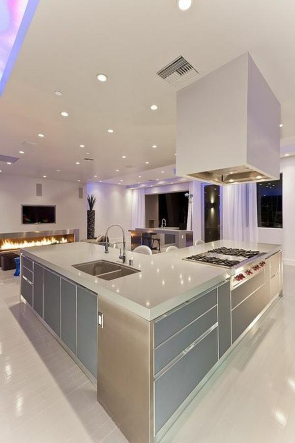 les-plus-modernes-cuisines-blanc