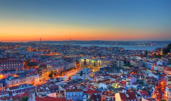 Miradouro Lisboa - Papel de Parede