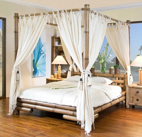 Chambre a coucher exotique design de maison - Chambre exotique ...